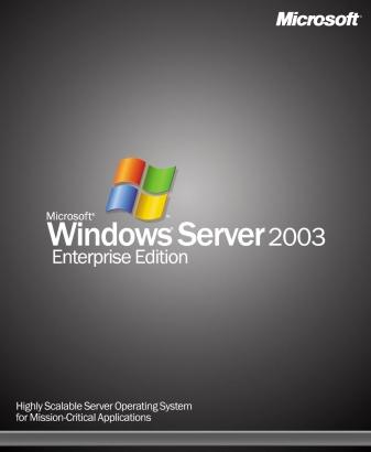 windows 2003 server espa241ol enterprise corporate