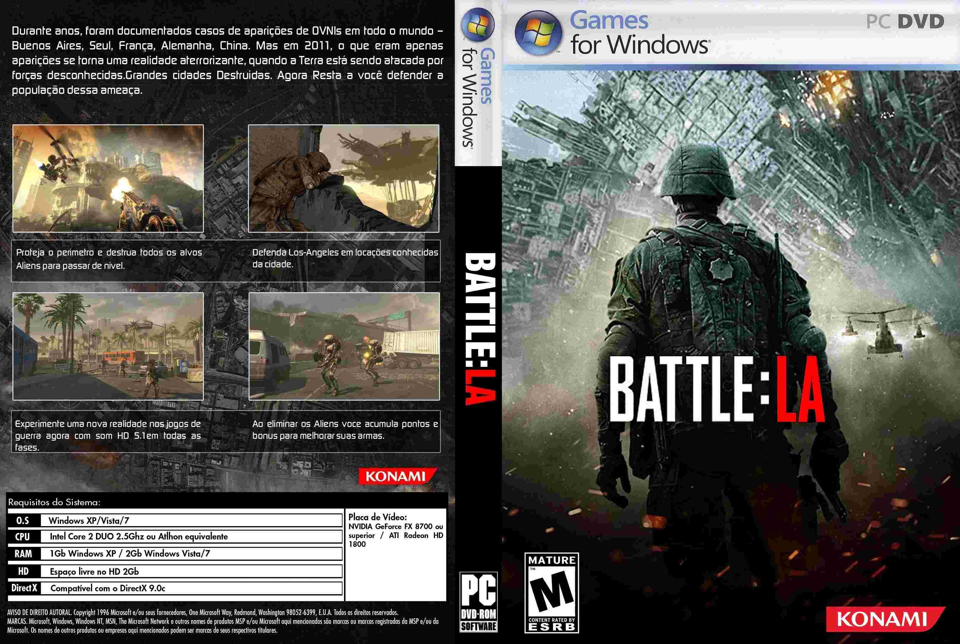 Battle los angeles pc game activation code